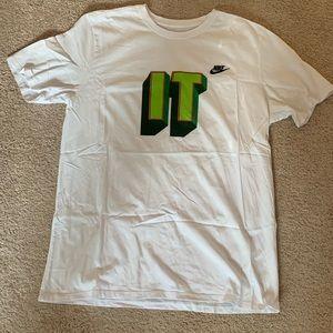 Nike Isaiah Thomas Mountain Dew promo shirt xl